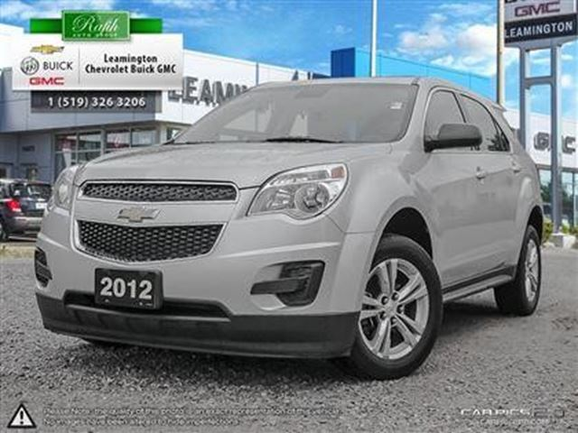 2012 Chevrolet Equinox LS in Leamington, Ontario
