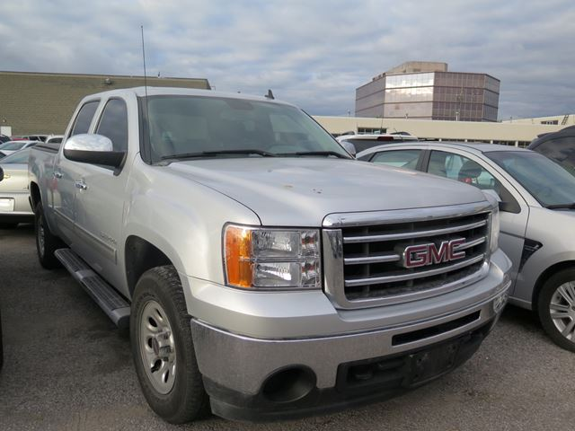 2012 gmc sierra 1500 sl nevada edition toronto ontario used car for sale 2650103. Black Bedroom Furniture Sets. Home Design Ideas