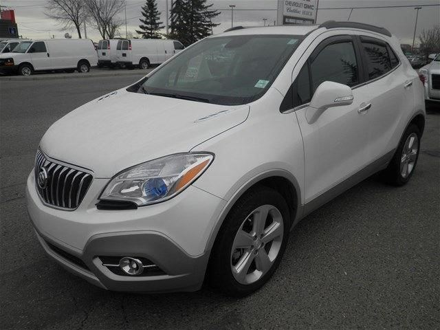 2015 buick encore leather calgary alberta used car for sale 2650169. Black Bedroom Furniture Sets. Home Design Ideas