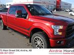 2015 Ford F-150 Lariat *FOOSE EDITION* *Clean Carproof* in Airdrie, Alberta