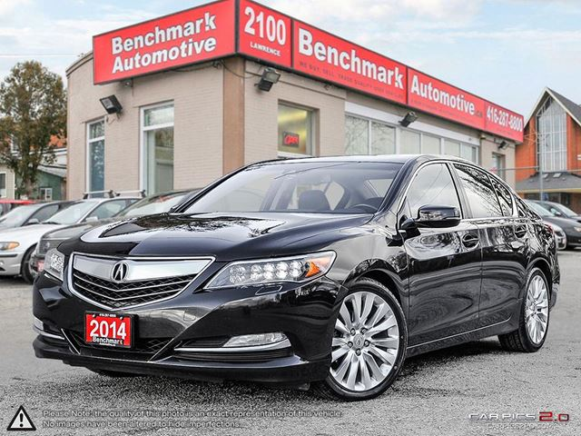 2014 acura rlx tech pkg p aws navi cam new tires clean. Black Bedroom Furniture Sets. Home Design Ideas