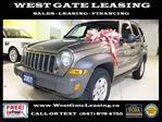 2007 Jeep Liberty SPORT  AUTO  in Vaughan, Ontario