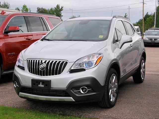 2016 BUICK ENCORE Leather in Pembroke, Ontario