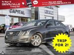2016 Cadillac ATS Luxury Collection AWD in Edmonton, Alberta