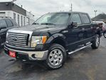 2012 Ford F-150 XLT,CREW,4X4,XTR-PACKAGE,5.0 LTR,POWER SEAT & PEDALS,CHROME WHEELS & STEP BARS in Dunnville, Ontario