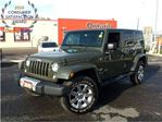 2015 Jeep Wrangler Unlimited SAHARA**6.5 INCH TOUCHSCREEN**NAVIGATION**BLUETOOT in Mississauga, Ontario