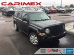 2008 Jeep Patriot Sport/North   CERTIFIED + E-Tested in Kitchener, Ontario