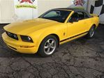2006 Ford Mustang V6, Automatic, Leather, Convertible, in Burlington, Ontario