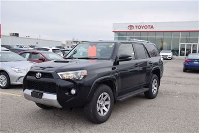 2016 toyota 4runner trail team edition with 6 year 200. Black Bedroom Furniture Sets. Home Design Ideas