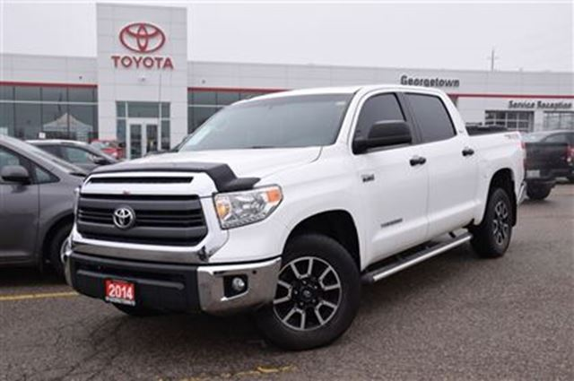2014 toyota tundra crewmax trd with new tires. Black Bedroom Furniture Sets. Home Design Ideas