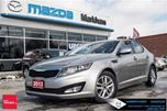 2013 Kia Optima LX AT AC CLEAN CAR PROOF 1 OWNER in Markham, Ontario
