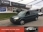 2005 Chevrolet Uplander Small  *AS Traded - Uncertified* in St Catharines, Ontario