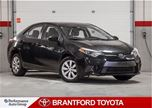 2015 Toyota Corolla LE, Carproof Clean, Back Up Camera, Heated Seats in Brantford, Ontario