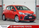 2015 Toyota Yaris LE, 5 to Choose From, Hatch Back, Automatic, Carpr in Brantford, Ontario