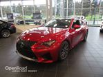 2016 Lexus RC F Performance Package - Carbon Fiber Roof - Activ in Port Moody, British Columbia