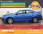 2012 Ford Fusion SEL 2.5L 4 CYL AUTOMATIC FWD 4D SEDAN in Middleton, Nova Scotia