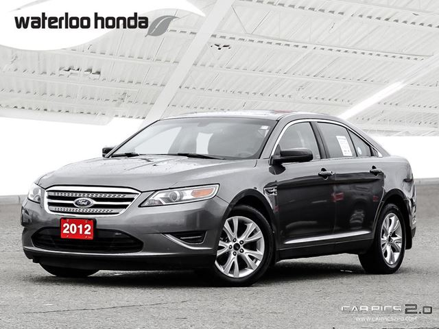 2012 ford taurus sel all wheel drive one owner fully equipped waterloo ontario used car for. Black Bedroom Furniture Sets. Home Design Ideas