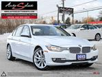 2013 BMW 3 Series xDrive AWD ONLY 65K! **NAVIGATION PKG** CLEAN CARPROOF in Scarborough, Ontario