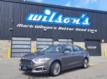 2013 Ford Fusion AWD TITANIUM 2.0L ECOBOOST w/ NAVIGATION! LEATHER! SUNROOF! in Guelph, Ontario