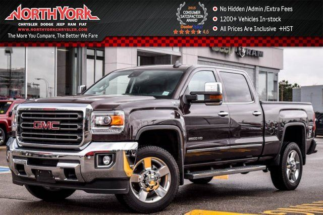 2016 gmc sierra 2500hd slt brown north york chrysler jeep dodge ram fiat. Black Bedroom Furniture Sets. Home Design Ideas