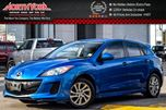 2012 Mazda MAZDA3 GS-SKY Manual Bluetooth HtdFrontSeats AutoLamps/Wipers A/C 16Alloys  in Thornhill, Ontario