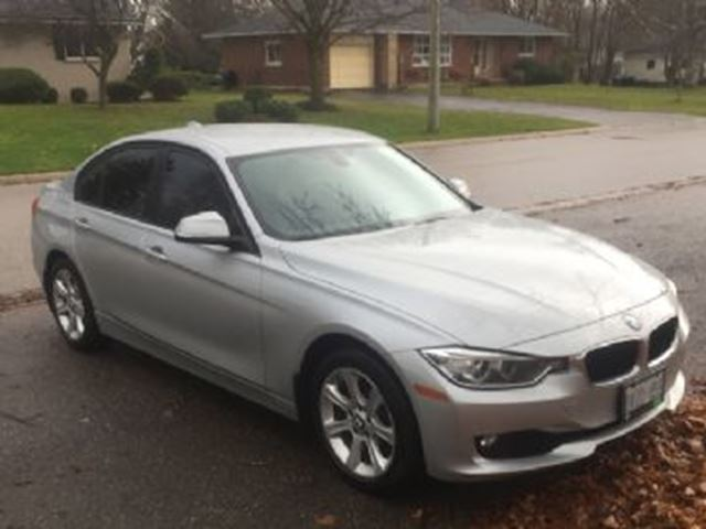 2014 bmw 3 series 4dr sdn 320i xdrive awd silver lease busters. Black Bedroom Furniture Sets. Home Design Ideas