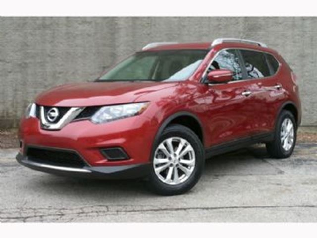 2015 nissan rogue awd 4dr sv tech package mississauga ontario used car for sale 2651369. Black Bedroom Furniture Sets. Home Design Ideas