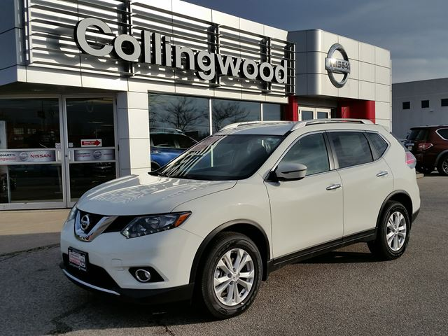 2016 nissan rogue sv awd special edt new collingwood ontario used car for sale 2651146. Black Bedroom Furniture Sets. Home Design Ideas
