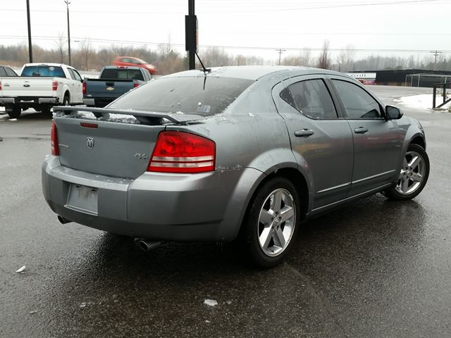 2008 dodge avenger r t ottawa ontario used car for sale 2650844. Cars Review. Best American Auto & Cars Review
