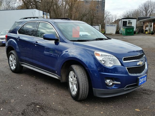 2010 chevrolet equinox 1lt whitby ontario car for sale 2651222. Black Bedroom Furniture Sets. Home Design Ideas