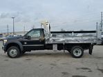 2011 Ford F-550 Super Duty XL 4x4 6.7L Turbo-Diesel 12ft Aluminum Dump Body in London, Ontario