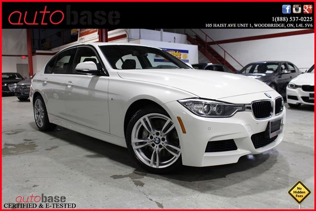 2014 bmw 3 series 335i xdrive m sport navigation premium white autobase. Black Bedroom Furniture Sets. Home Design Ideas