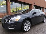 2012 Volvo S60 T5 Level 2 with navi, leather sunroof and more! in Woodbridge, Ontario