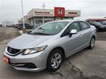 2013 Honda Civic LX in Stratford, Ontario