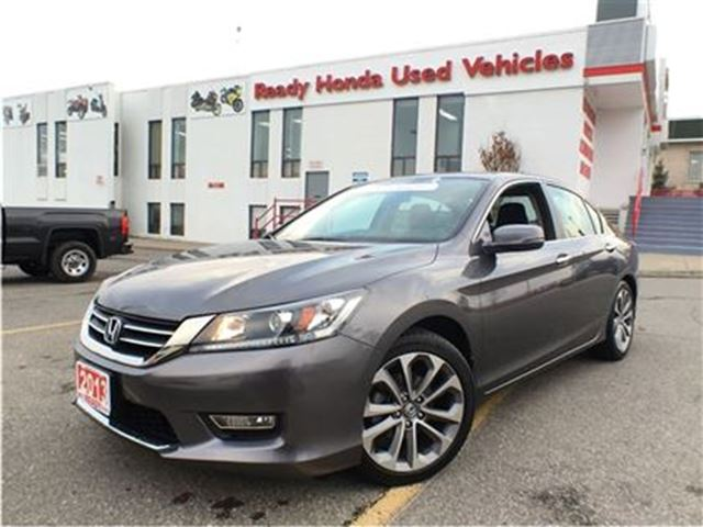 2013 honda accord sport mississauga ontario used car. Black Bedroom Furniture Sets. Home Design Ideas