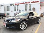 2013 Honda Accord  Touring V6 - Navigation - Leather in Mississauga, Ontario