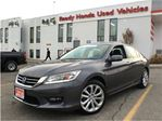 2014 Honda Accord  Touring - Navigation - leather in Mississauga, Ontario