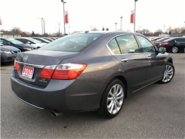 2014 honda accord touring v6 navigation leather mississauga ontario used car for sale. Black Bedroom Furniture Sets. Home Design Ideas
