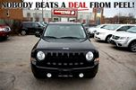 2012 Jeep Patriot NORTH CERTIFIED & E-TESTED!**FALL SPECIAL!** HIGHL in Mississauga, Ontario