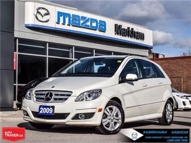 2009 MERCEDES-BENZ B-CLASS Base ACCIDENT FREE PANO ROOF NEW TIRES in Markham, Ontario