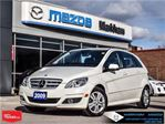 2009 Mercedes-Benz B-Class Base CLEAN CARPROOF AT PANO ROOF EXCELLENT CONDITI in Markham, Ontario