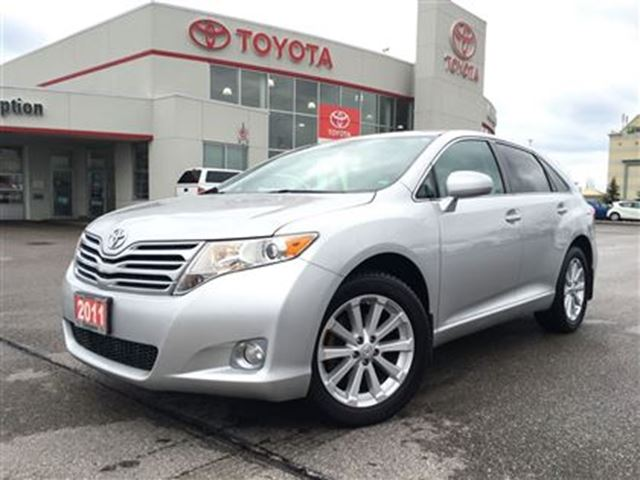 2011 toyota venza fwd 4cyl new tires silver clarington. Black Bedroom Furniture Sets. Home Design Ideas