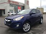 2011 Hyundai Tucson Limited Leather Roof AWD in Bowmanville, Ontario