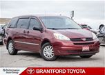 2005 Toyota Sienna CE, Certified and E-Tested, Calling all Families! in Brantford, Ontario