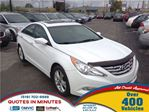 2011 Hyundai Sonata Limited * PWR ROOF * LEATHER in London, Ontario