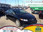 2012 Honda Civic LX (A5) * CAR LOANS THAT FIT YOUR BUDGET in London, Ontario