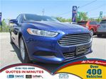 2014 Ford Fusion SE * NAV * CAM * BLUETOOTH * SAT RADIO in London, Ontario