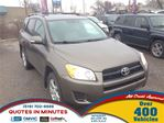 2011 Toyota RAV4 Limited * POWER ROOF * CAM * 4WD in London, Ontario