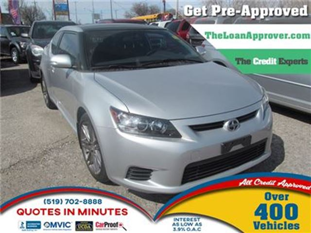 2011 SCION TC * POWER ROOF * BLUETOOTH in London, Ontario