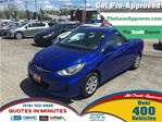 2014 Hyundai Accent L * HTD SEATS * BLUETOOTH * SAT RADIO in London, Ontario